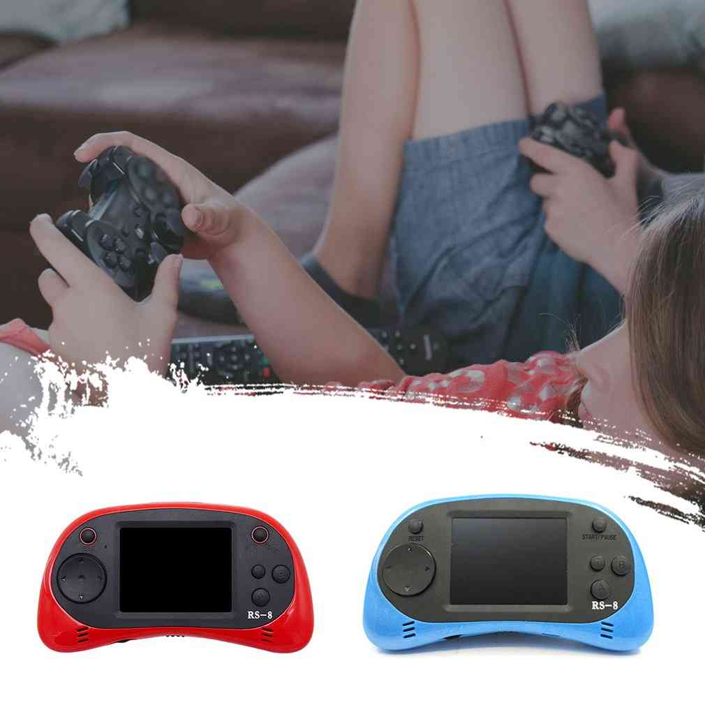 Rs-8x Handheld Video Game Console