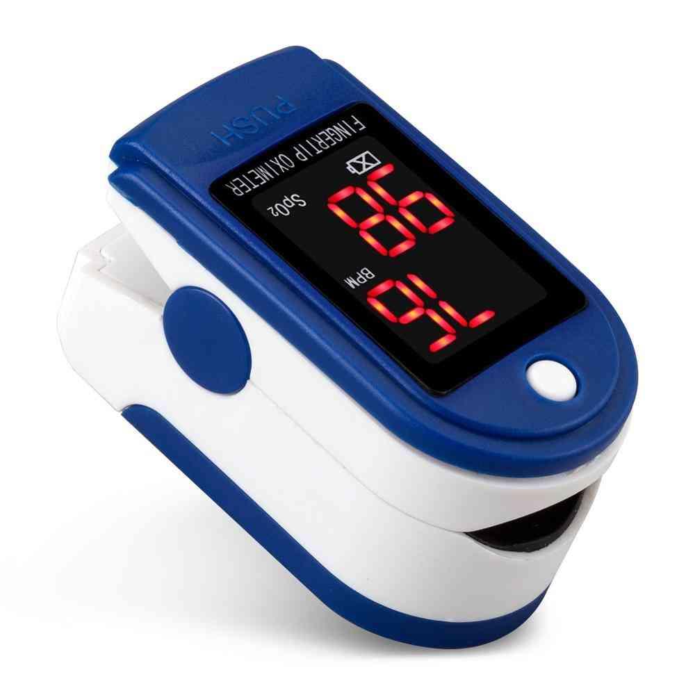 Finger Pulse Oximeter For Family