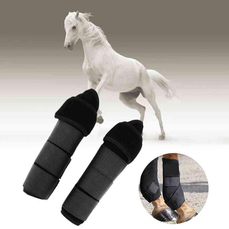 Horse Splint Leg Boot Protection Support Wrap Equestrian Equipment