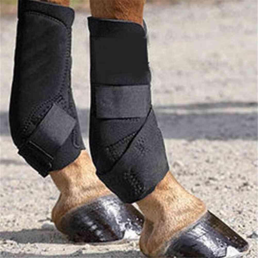 Horse Hoof/leg Protectors With High Elastic
