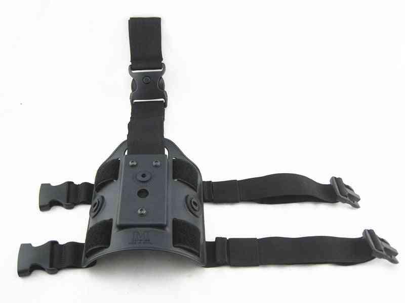 Tactical Drop Leg Holster, Imi Rotary Leg Panel