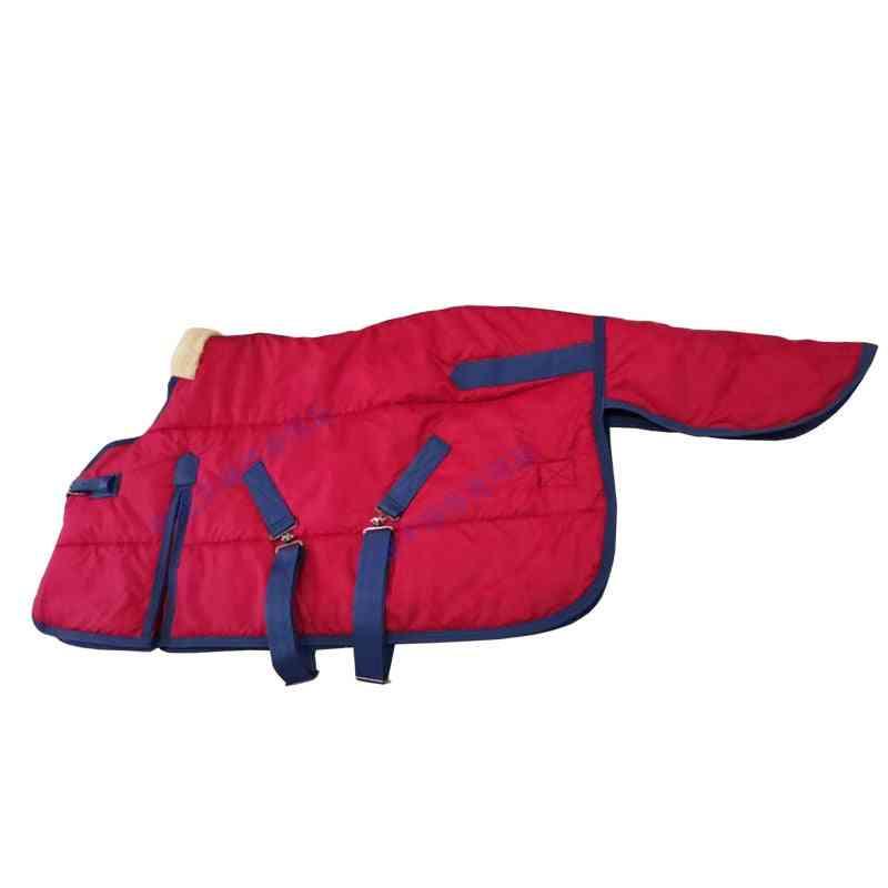 Warm Waterproof Antifreeze Horse Harness Sheet