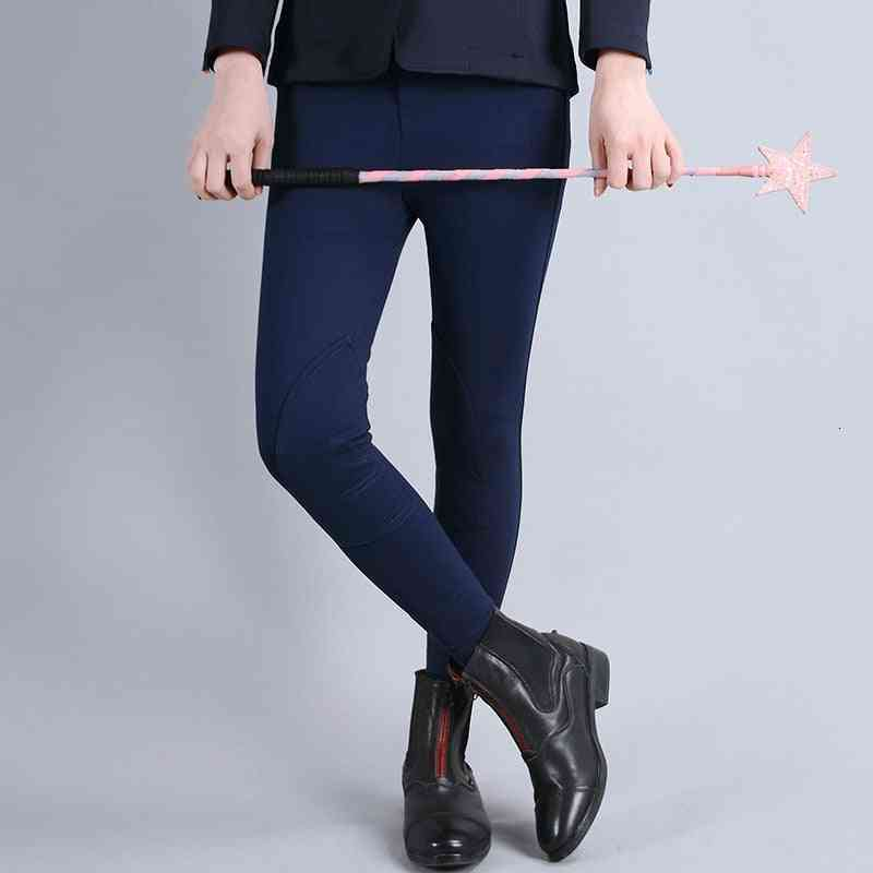 Flexible Horse Riding Pants, Equestrian Breeches Clothes For Comfortable Wear-resisting