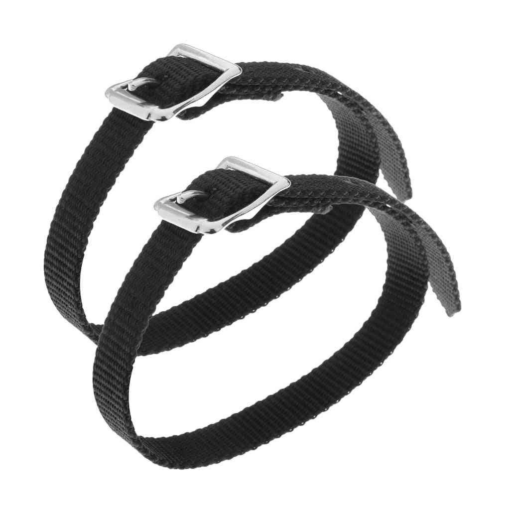 Equestrian Horse Riding Spur Straps With Buckles