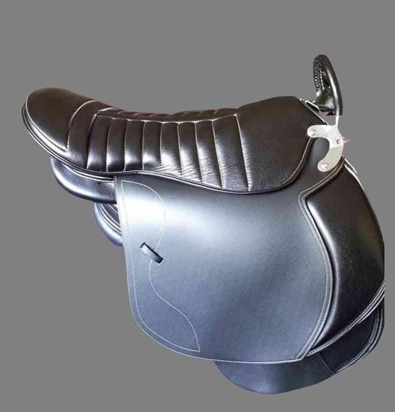 Saddlery Double Saddle Horse Riding Pvc Tourist Parent, Comfortable Halters Equestrian