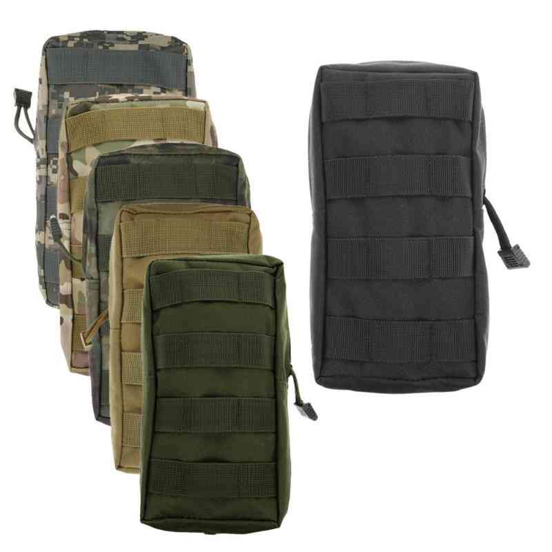 Tactical Molle Utility Edc Pouch For Vest Backpack Belt