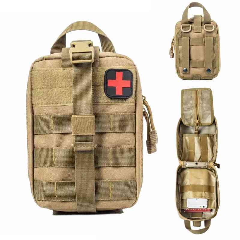 Molle Tactical First Aid Kits Medical Bag