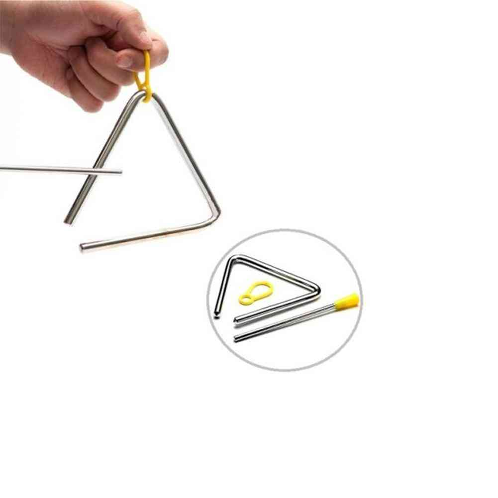 Percussion Instrument-triangle Bell,'s Music Toy