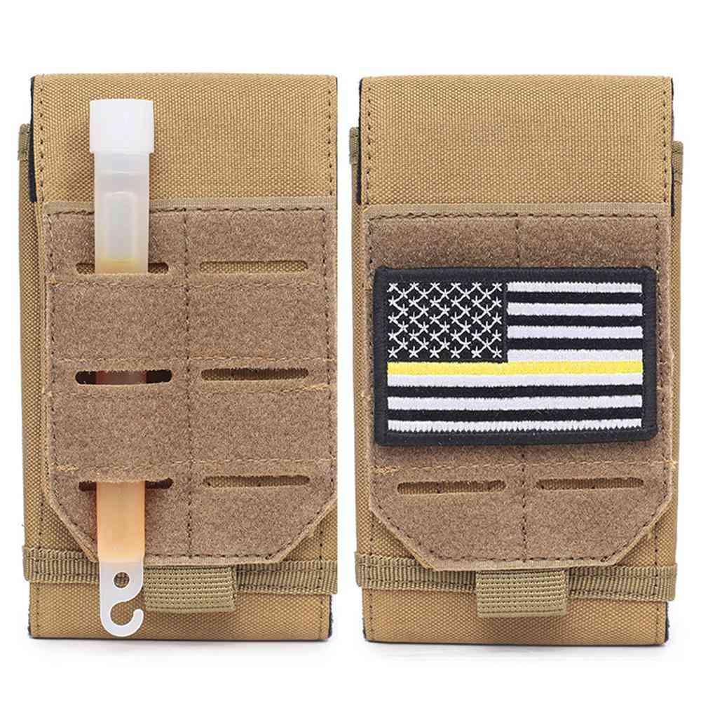 Tactical Molle Design Waist Pouch-utility Pouch