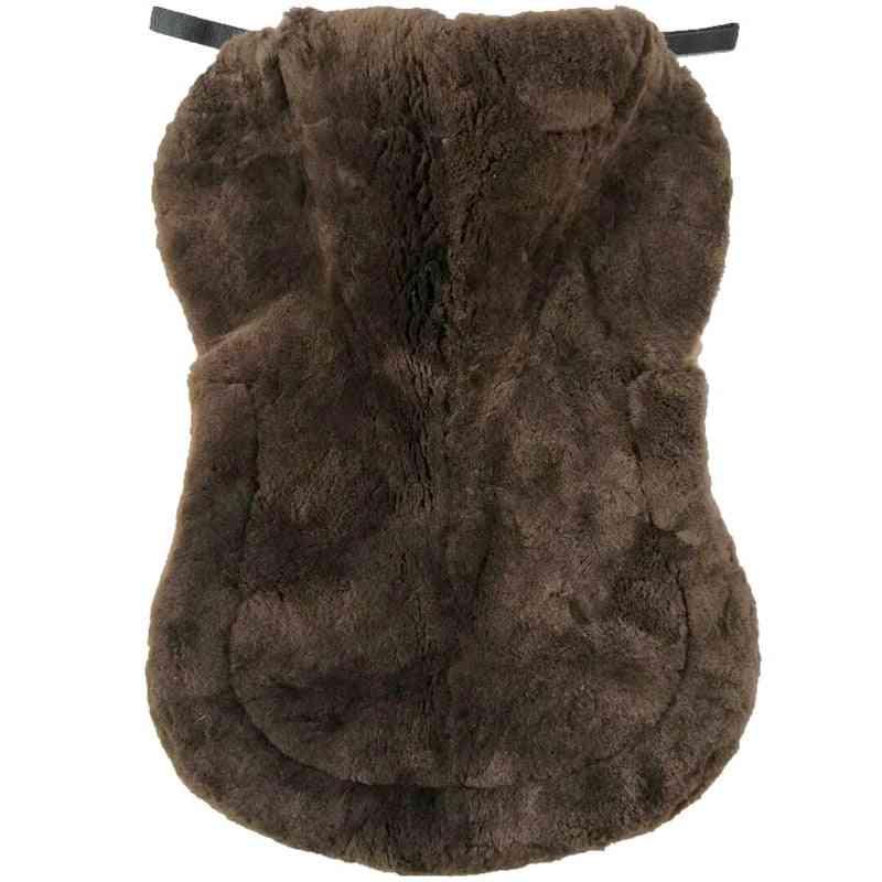Fleece And Catton Horse Saddles Pads, Soft Bareback