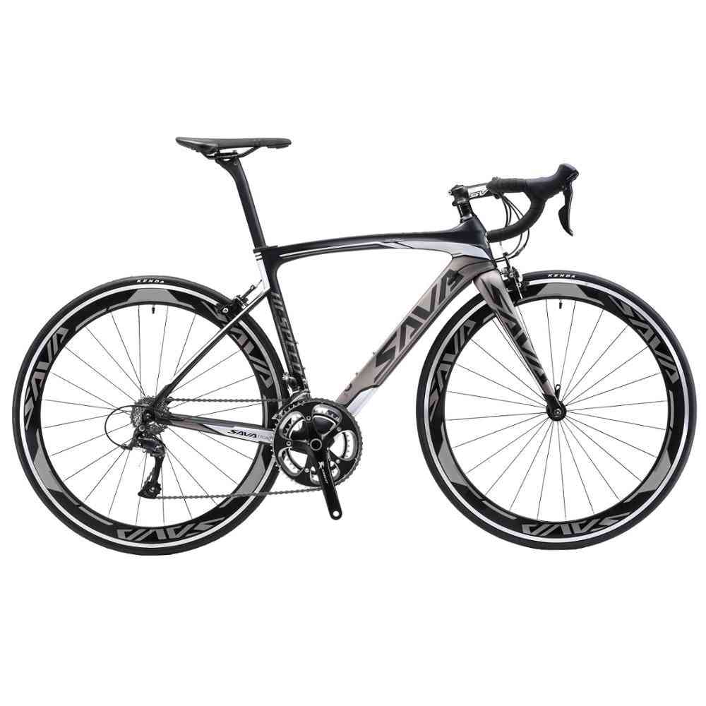 Double V-break, Carbon Framefork Road  Bicycle