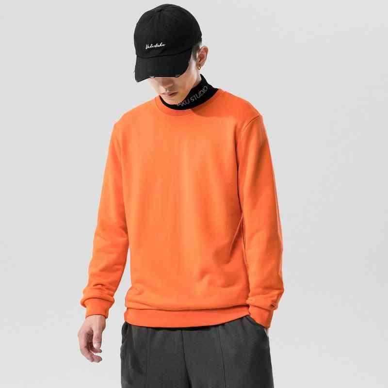Classic Round Neck Design-outdoor Sports Sweatshirt