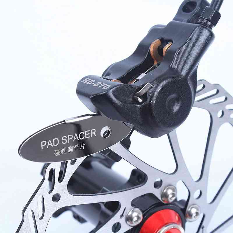 Mtb Disc Brake Pads- Adjusting Bicycle Rotor Alignment Tools
