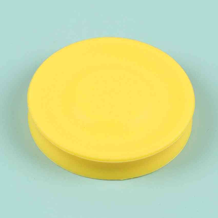 Mini Beach Flying Disk For Outdoor Sports, Silicone Balance Disc