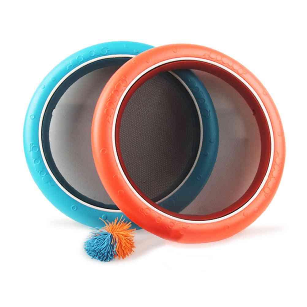 Mini Ogo Flying Disk & Koosh Ball Set