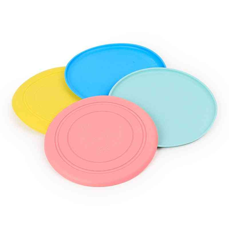 Outdoor Sports Saucer-throw And Catch Flying Disk For