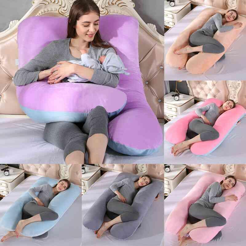 Full Body Support Maternity Pillow For Pregnant Women