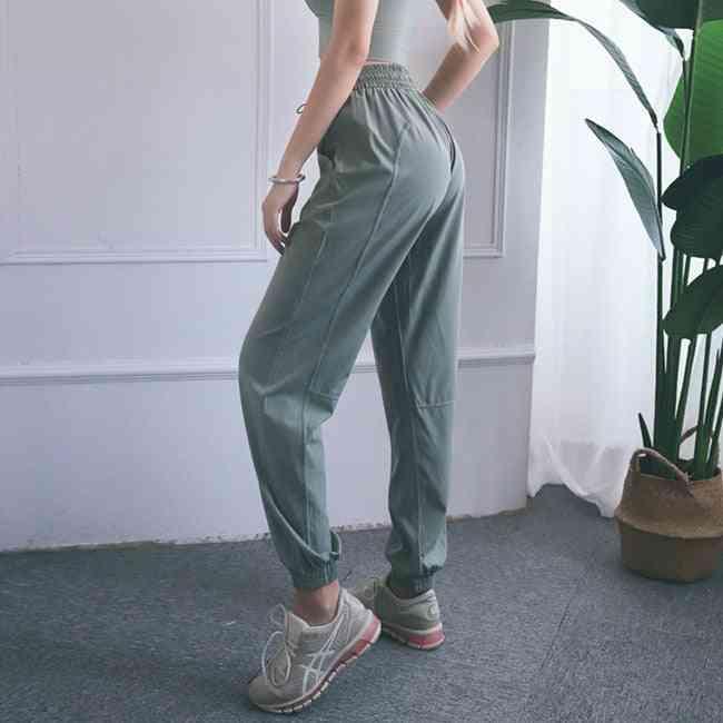 Women Quick Dry Loose Pants