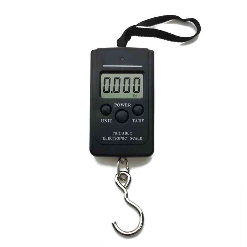 Portable Digital Hanging Weighting Scales