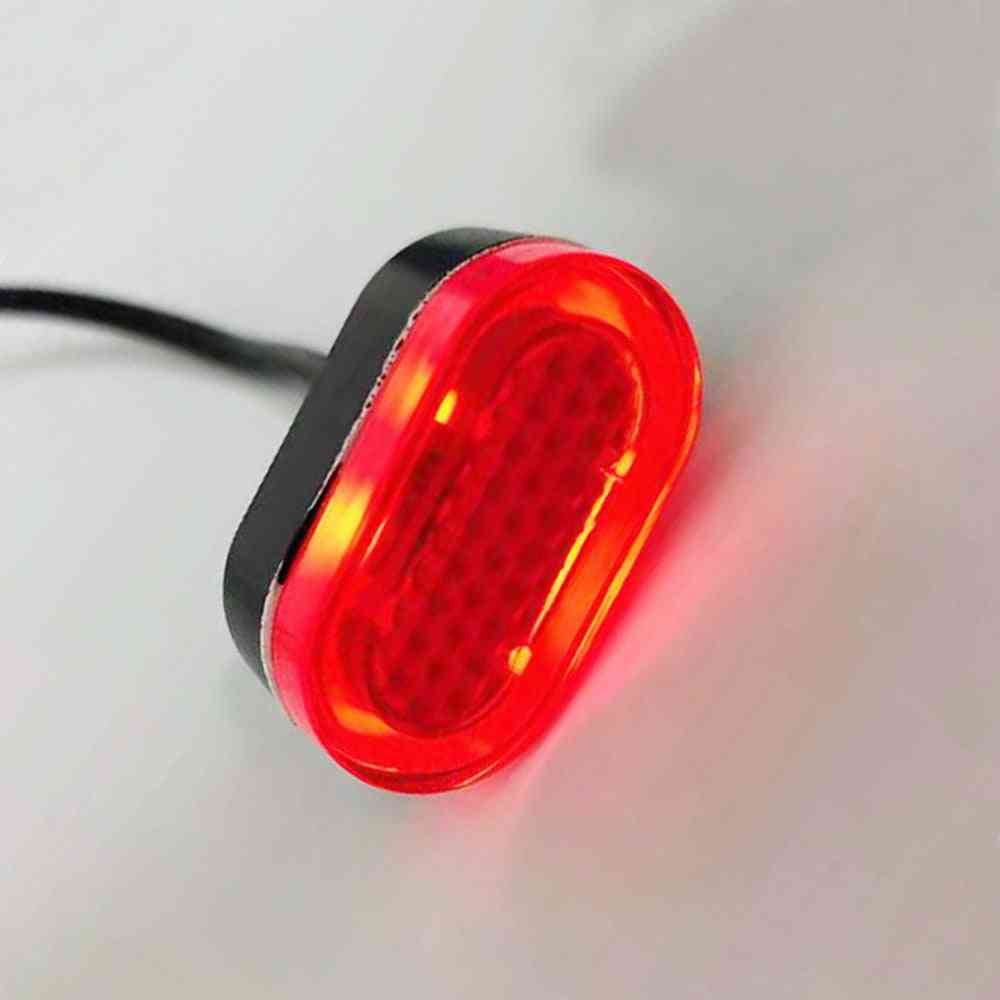 Headlights Back Led, Electric Scooter Waterproof Bicycle / Truck Trailer Flowing Turn Brake Rear Tail