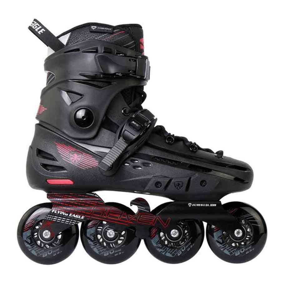 Inline Skates Falcon- Professional Adult Roller Skating Shoe
