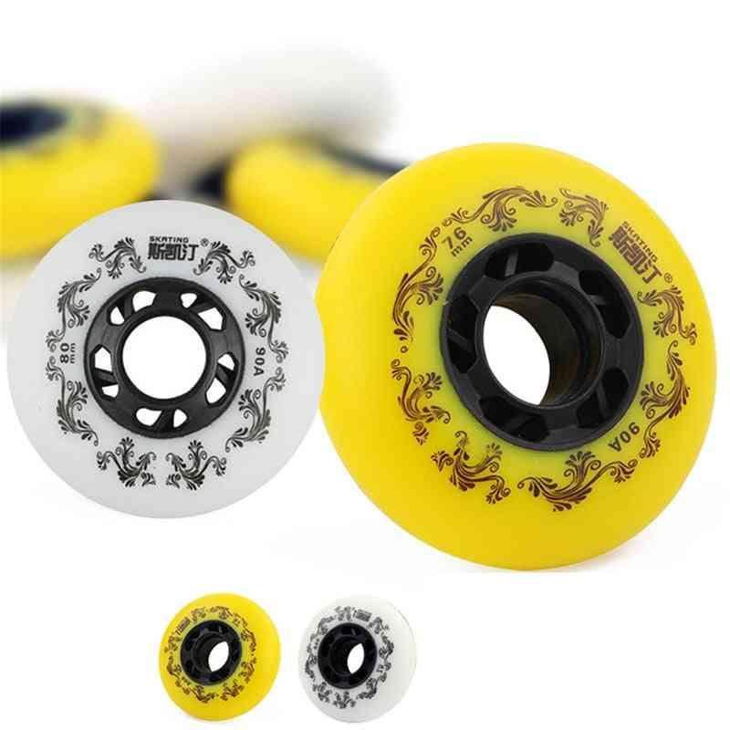 Skate Wheels Slalom -braking Roller For Street Sliding Shoes
