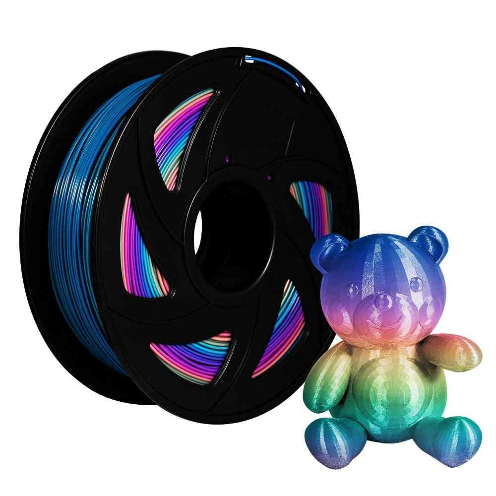 Rainbow Color Filament For Printer