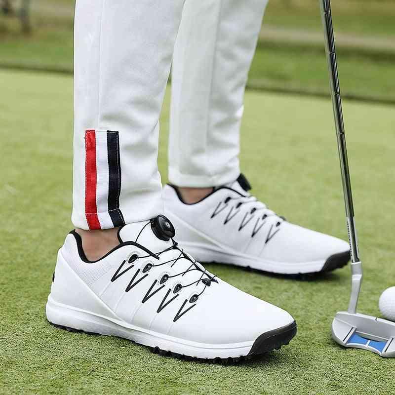 Waterproof, Wear-resistant Professional Golf Sports Shoes