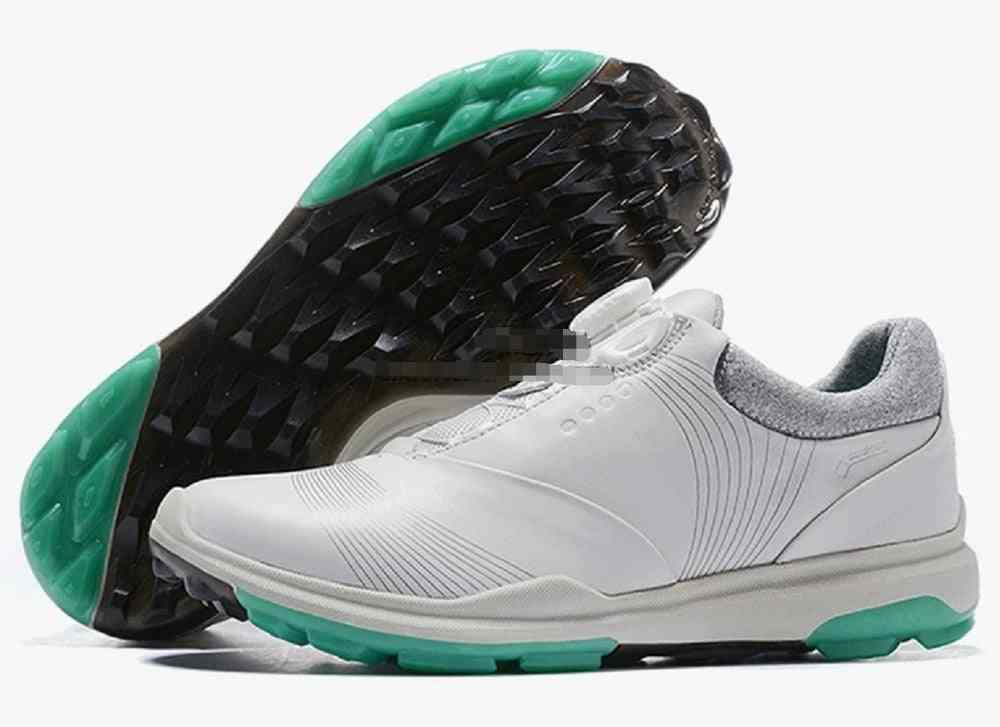 Leather Sports Golf Shoes For Women