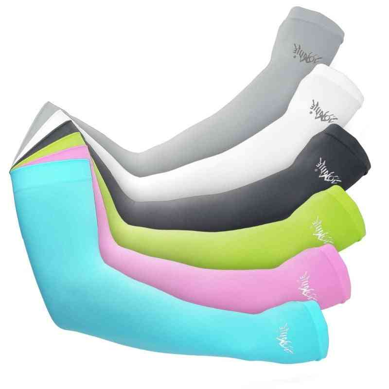 Breathable And Uv Protected Arm Sleeve  For Outdoor Sports/hiking/cycling