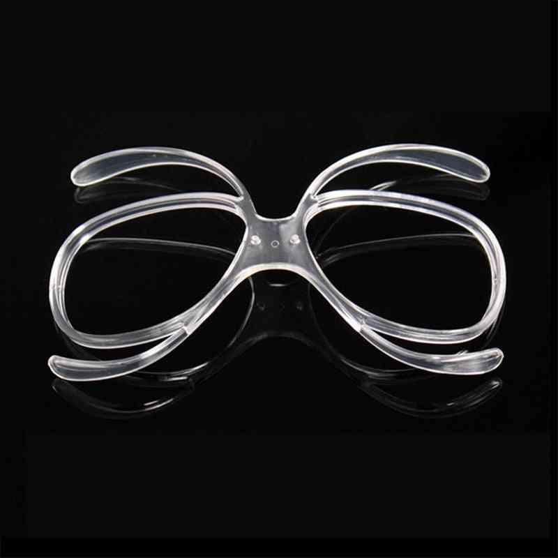 Ski Goggles Glasses Myopia Frame-sunglasses Adapter Inline