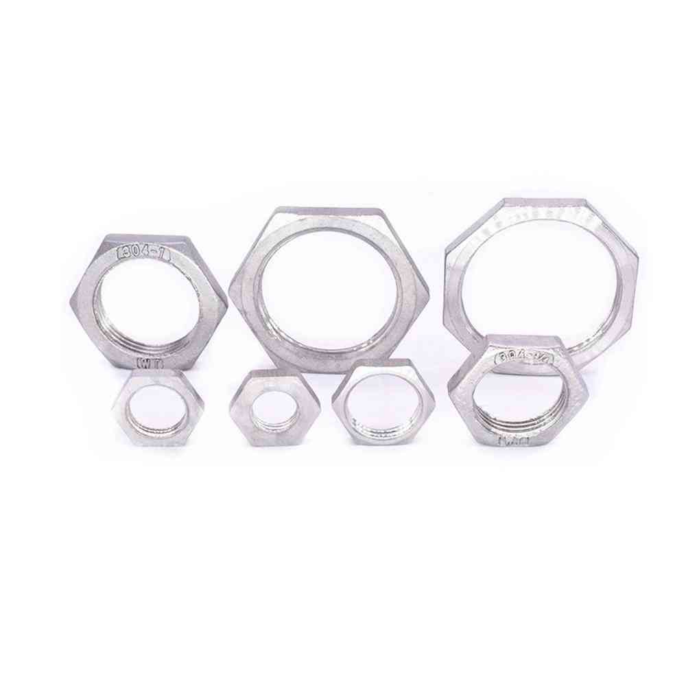 Stainless Steel Hex Nuts For Pipe Fitting