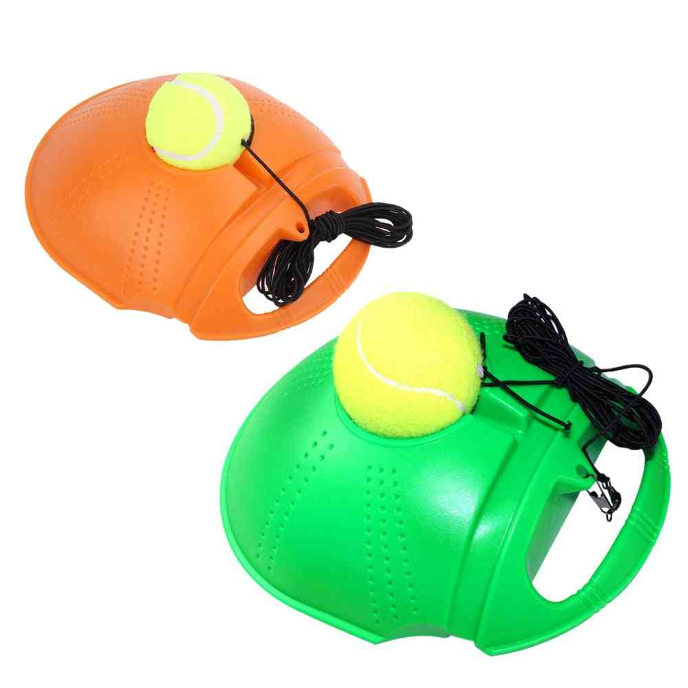 Tennis Training Aids With Rope And Ball