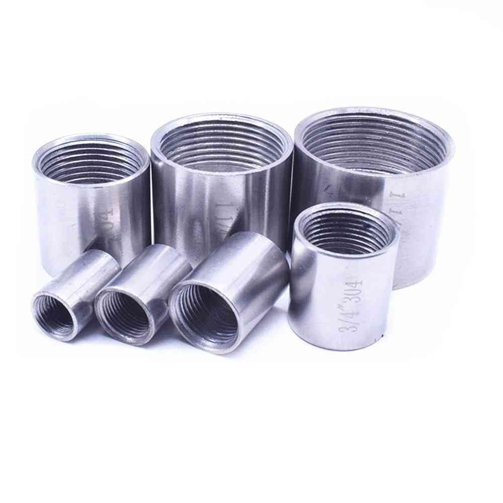 Stainless Steel Water Connection Adpater Female Threaded Pipe Fittings