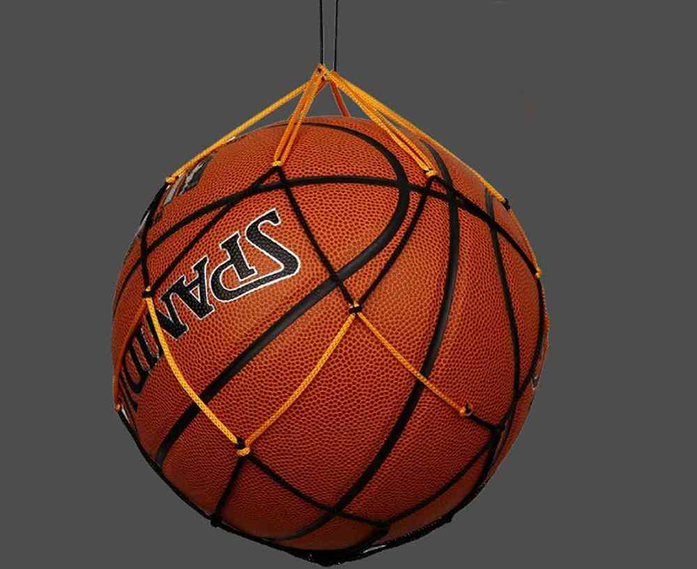 Nylon Storage Net Ball Carry Mesh Bag