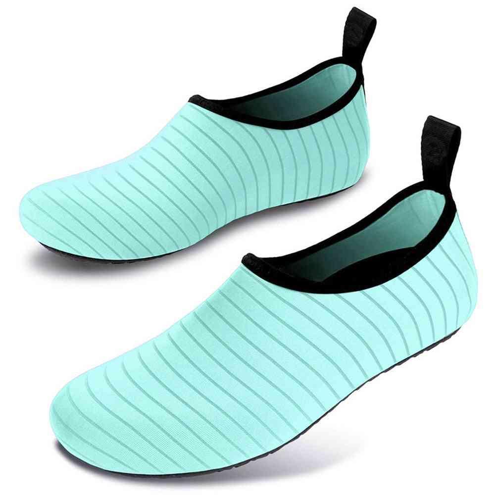 Quick-dry Barefoot Aqua Socks For Beach Swim Yoga Exercise Water Shoes