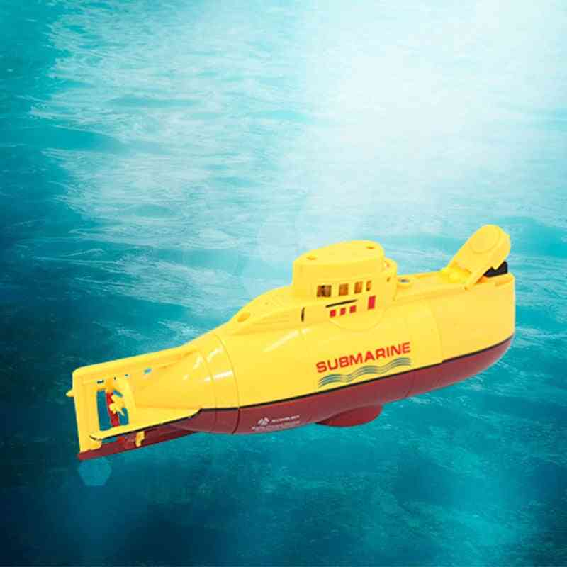 Mini High Powered Electric Rc Submarine Toy For