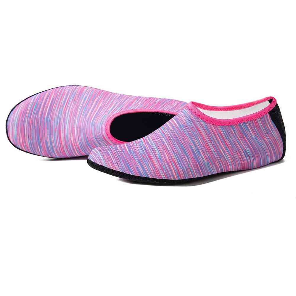 Men / Women Aqua Shoes- Outdoor Sports Socks Beach Shoes