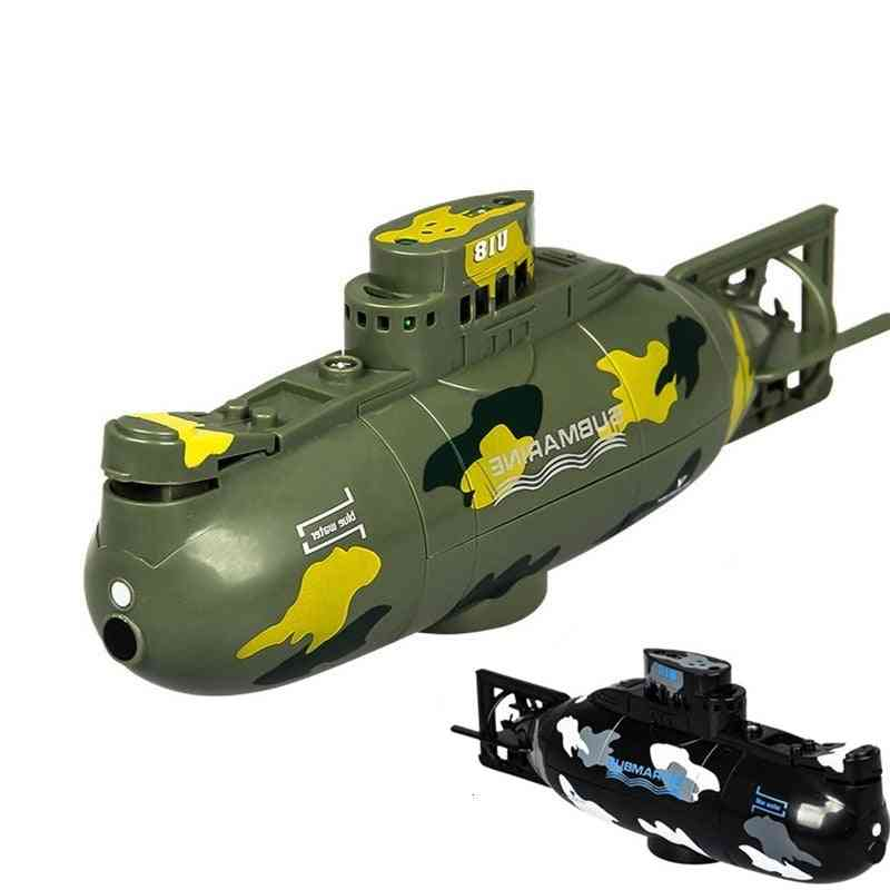 High-speed Remote Control Military Mini Submarine Toy For