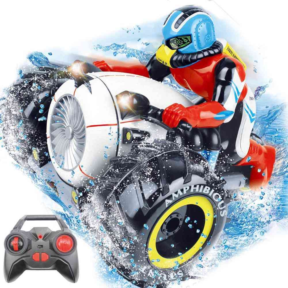 High-speed Stunt Remote Control Motorcycle For Kids