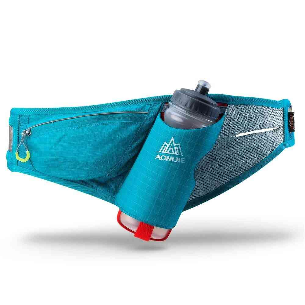 Marathon, Jogging, Cycling, Running Waist Bag For Water Bottle And Phone Holder