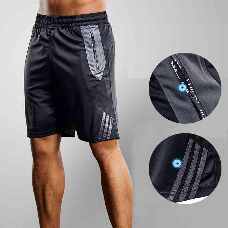Men Fitness Quick Drying Training Shorts