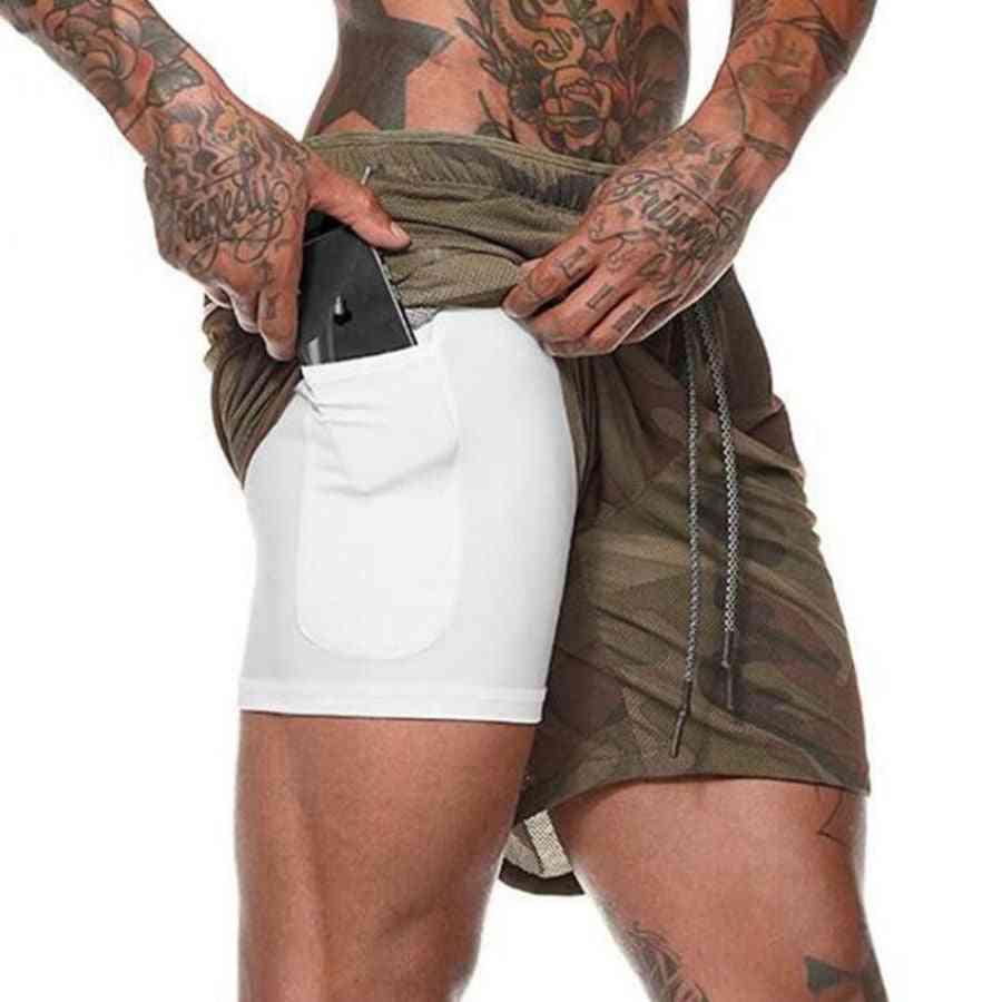 Sports Training Quick Dry Men Shorts