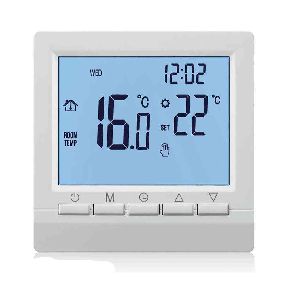 Gas Boiler Smart Thermostat With Disgital Display