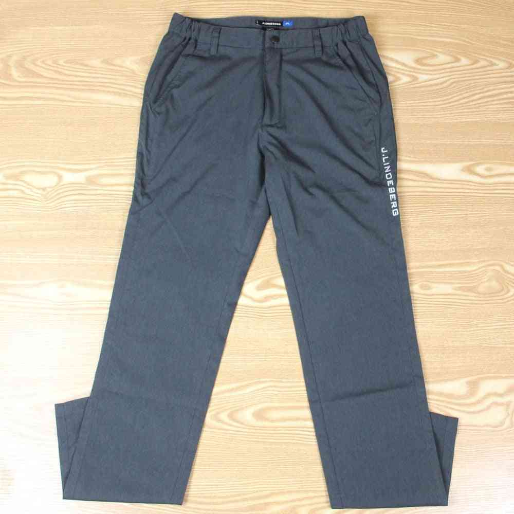 Autumn / Spring Quick-drying Men's Golf Trousers