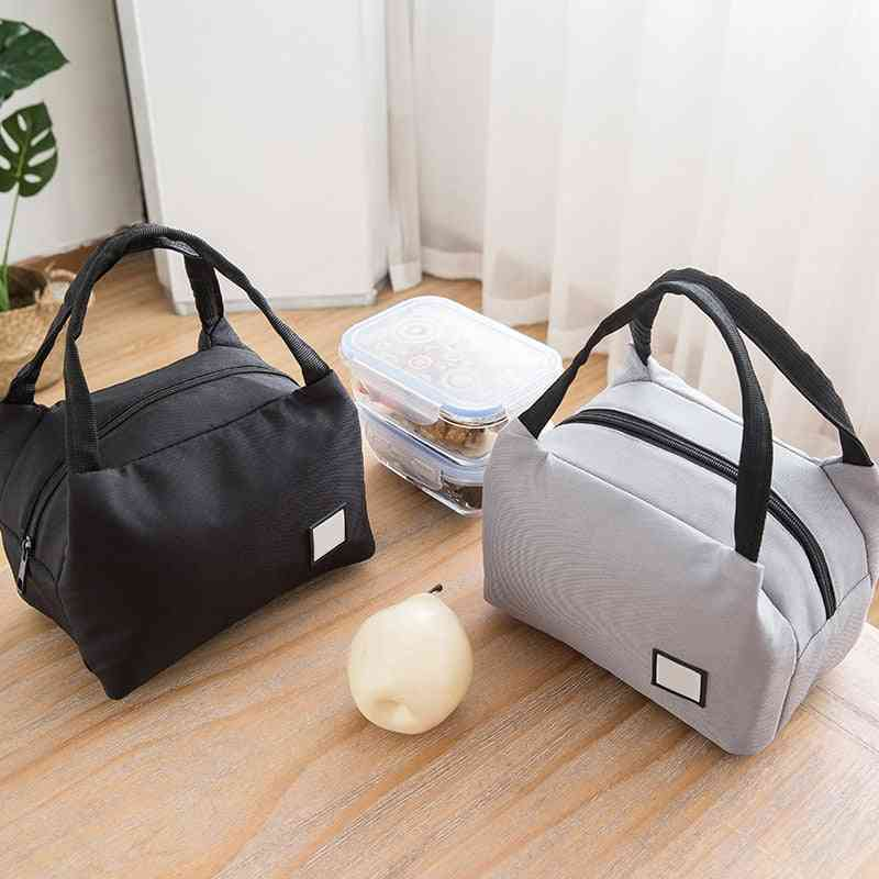 Portable Thermal Bag For Baby Food/lunch Box