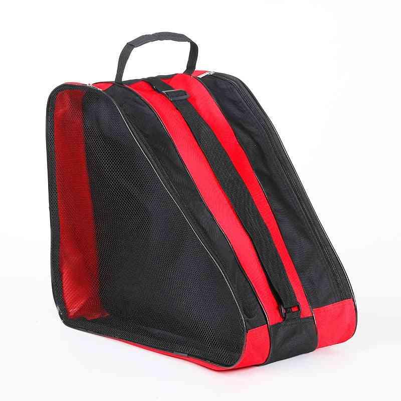 Professional Single Shoulder, Skating Shoes Storage Backpack
