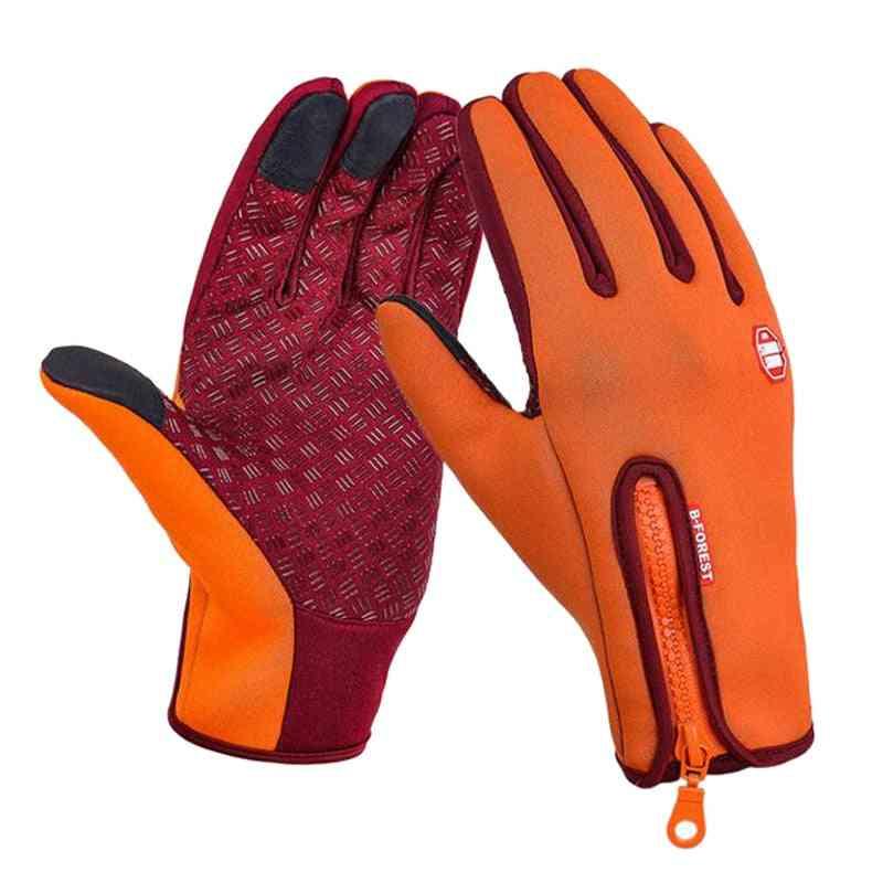 Windproof Equestrian Gloves / Men