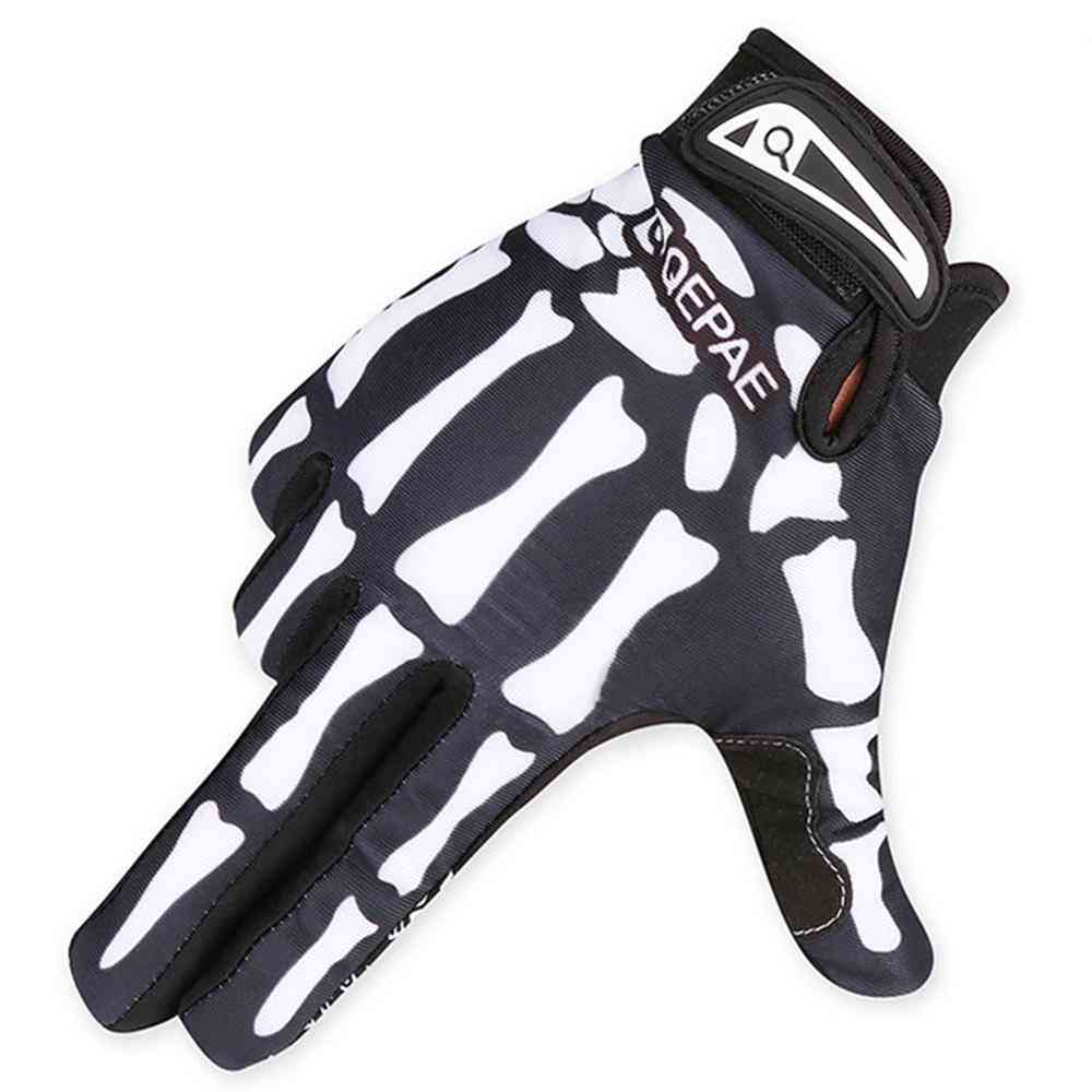 Waterproof Ski Gloves, Touch Screen, Full Finger Formotorcycle