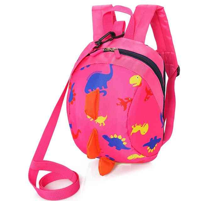 Cute Dinosaur Baby Safety Backpack For / Grils